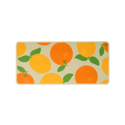 Tapis cuisine motif fruits