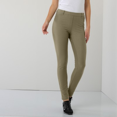 Pantalon legging maille ultra stretch