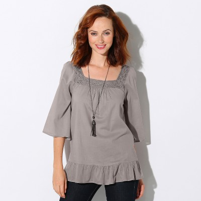 Blouse manches 3/4