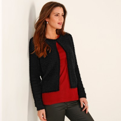 Gilet maille douceur : Vue catalogue