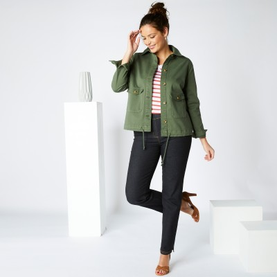 Jean ventre plat ultra stretch