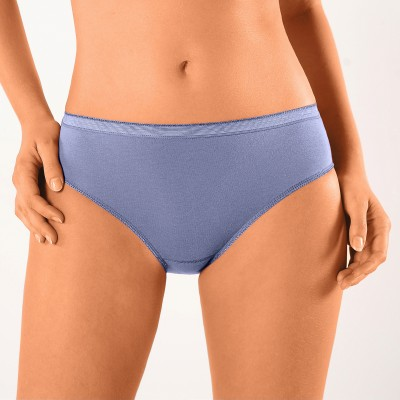 Culotte midi basique - lot de 3