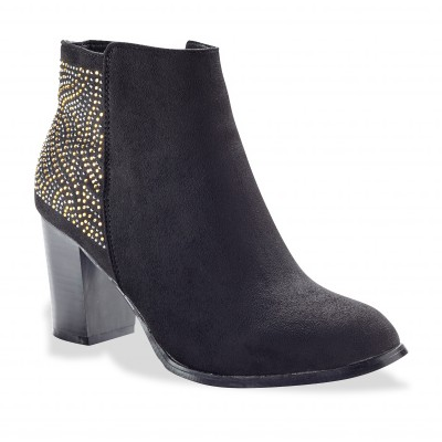 Boots strass