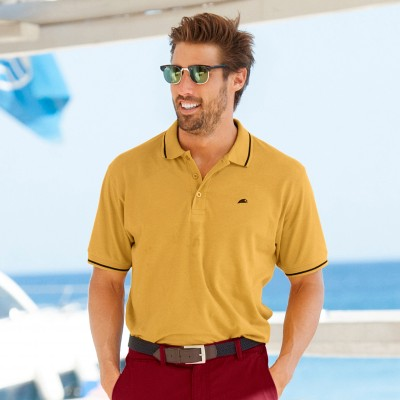 7aea279456 Polo Grande Taille Homme Pas Cher | Blancheporte - hommes forts