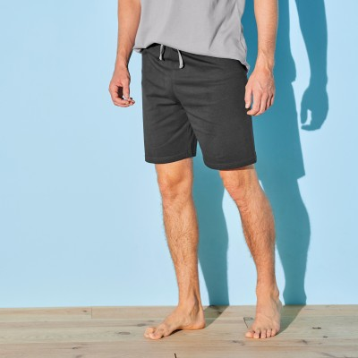 Short pyjama anthracite