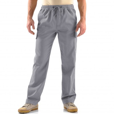 Pantalon cargo multipoches