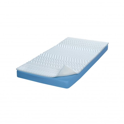 Surmatelas multisoutien latex 5 zones