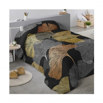 Couette polyester imprimée Gingko - 200g/m2