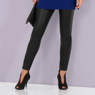 Jegging aspect cuir(1)