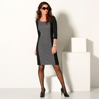 Robe maille Milano