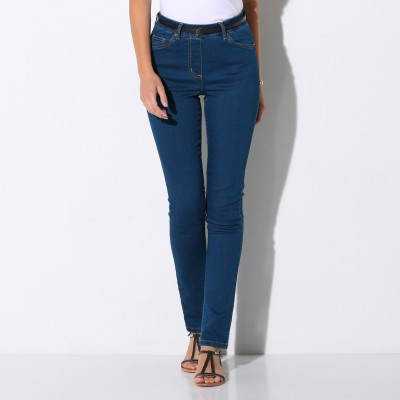 Jegging denim - grande stature Stone: Vue 1