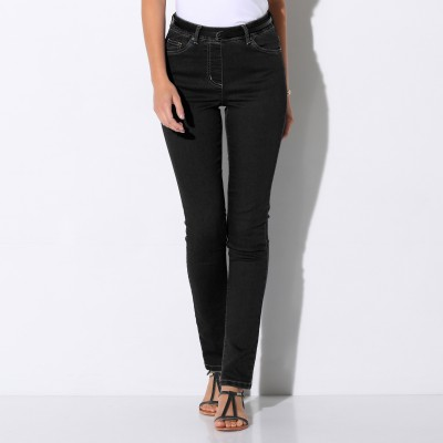 Jegging denim - grande stature Black: Vue 1