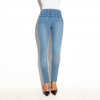Jegging denim extensible