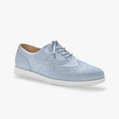 Derbies - bleu ciel