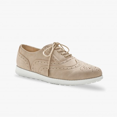 Derbies - beige