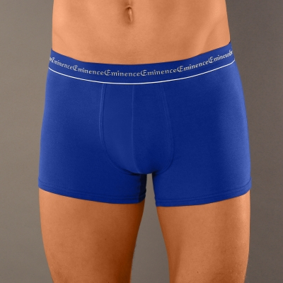 Boxer Business - lot de 3 Bleu + marine: Vue 1