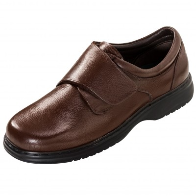 Derbies cuir Marron: Vue 1