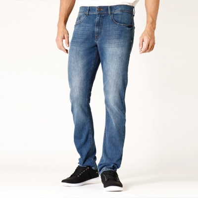 Jean denim stretch Fibreflex® Coolmax® RL80