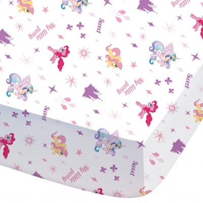 Parure de lit My Little Pony Royal® coton Rose: Vue 2