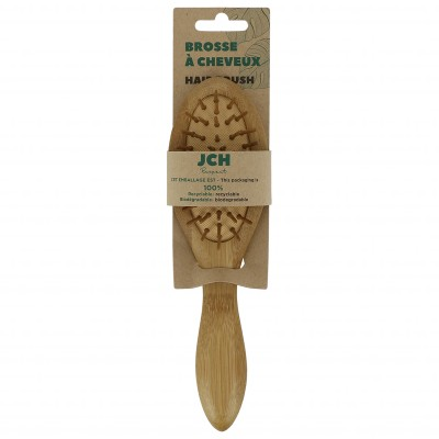 Brosse cheveux picots bambou Bambou: Vue 2