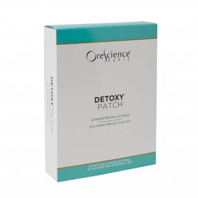 Patch détoxifiant - lots Détox patch: Vue 2