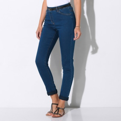 Jegging denim - grande stature Stone: Vue 2