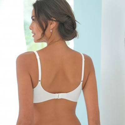 Soutien-gorge Body Make-Up Soft Touch - sans armatures Ivoire: Vue 2