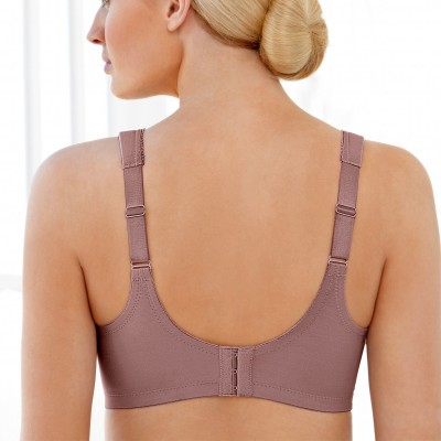 Soutien-gorge brodé Magic Lift® - sans armatures Taupe: Vue 2