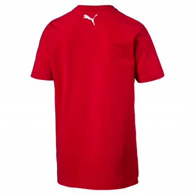 Tee-shirt manches courtes Style Athletic rouge Puma® Rouge: Vue 2