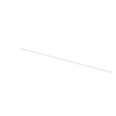 Tringle de vitrage extensible - lot de 2 Blanc: Vue 3