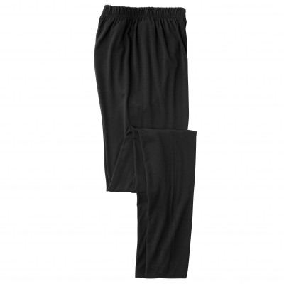 Legging stretch uni Anthracite: Vue 3