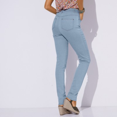 Jegging denim - grande stature Bleached: Vue 3