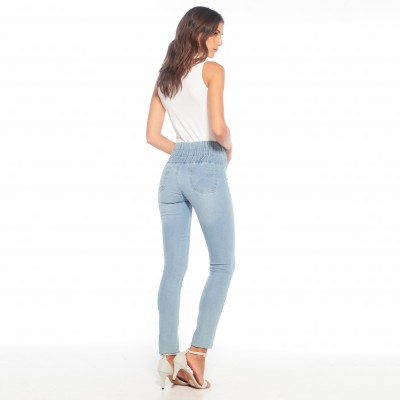 Jegging extensible coupe skinny Stone: Vue 3