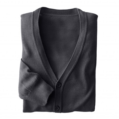 Gilet manches longues Anthracite: Vue 3