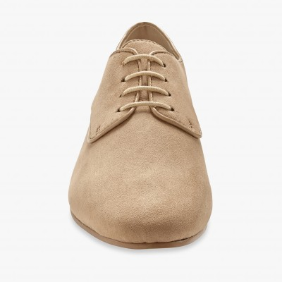 Derbies - beige Beige: Vue 4
