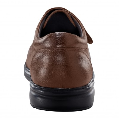 Derbies cuir Marron: Vue 5