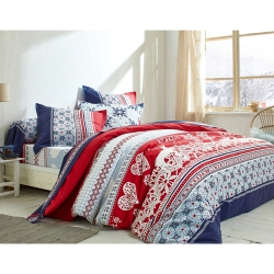 Linge de lit Holly coton