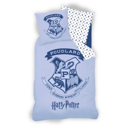 Parure de lit Harry Potter coton