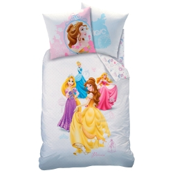 Parure de lit Princesse Dream® coton