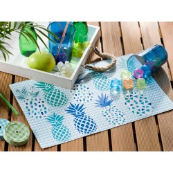 Set de table ananas - lot de 4