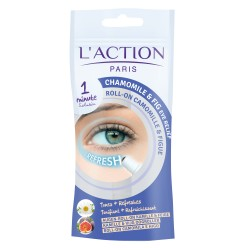 Roll-on contour des yeux camomille figue