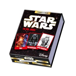 Calendrier chevalet Star Wars®