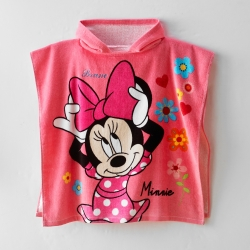 "Cape de bain personnalisable ""Minnie Liberty""®"