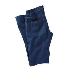 Jean droit stretch