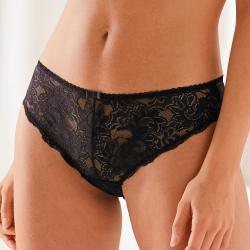 Culotte midi dentelle - lot de 2