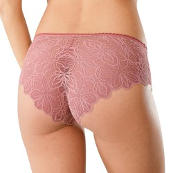 Culotte dentelle forme shorty - lot de 2