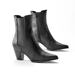 Boots style santiags