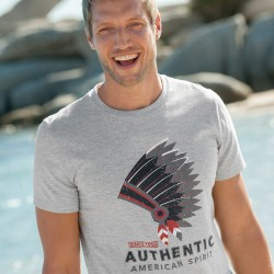"Tee-shirt manches courtes ""Authentic"""