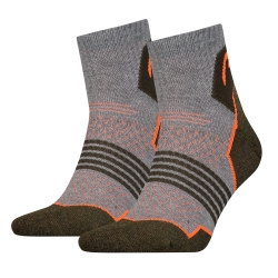 Chaussettes quarter Performance Hiking - lot de 2 paires