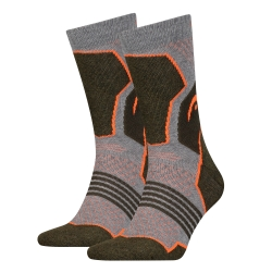 Chaussettes Performance Hiking Crew - lot de 2 paires